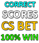 Fixed Correct Score Tips